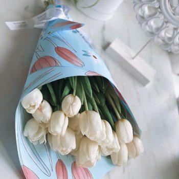 10 szál tulipán