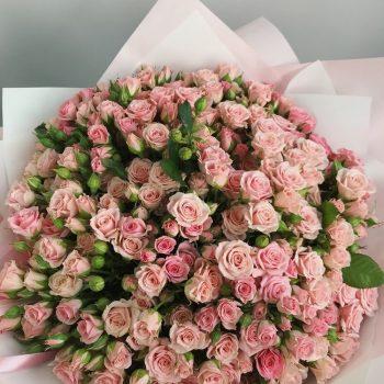 Nagy rózsa csokor