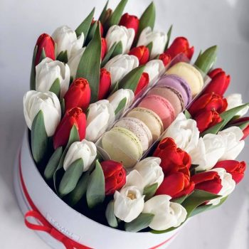 Tulipán doboz