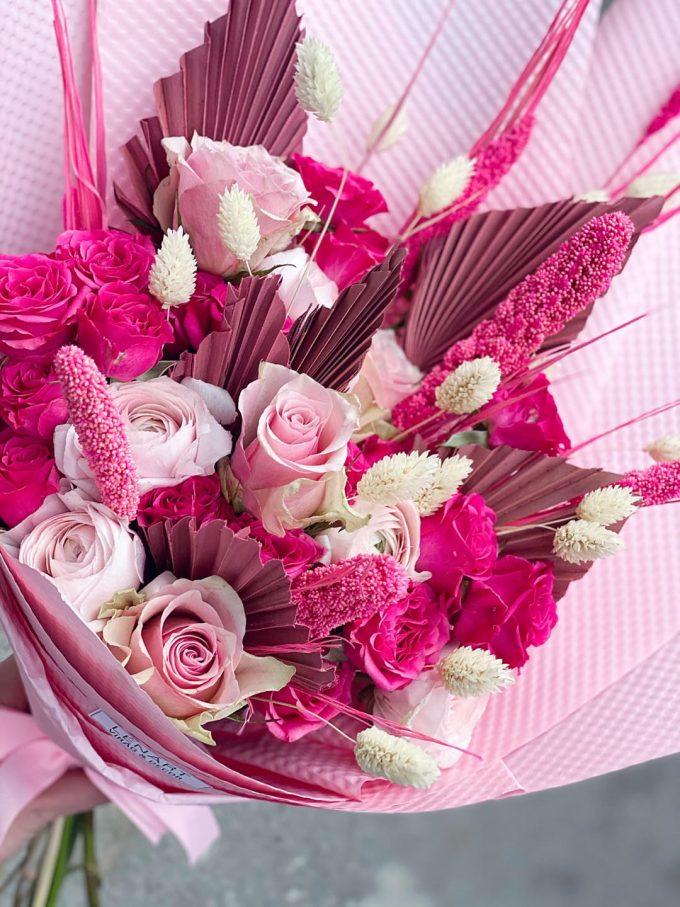 Virágcsokor Pink