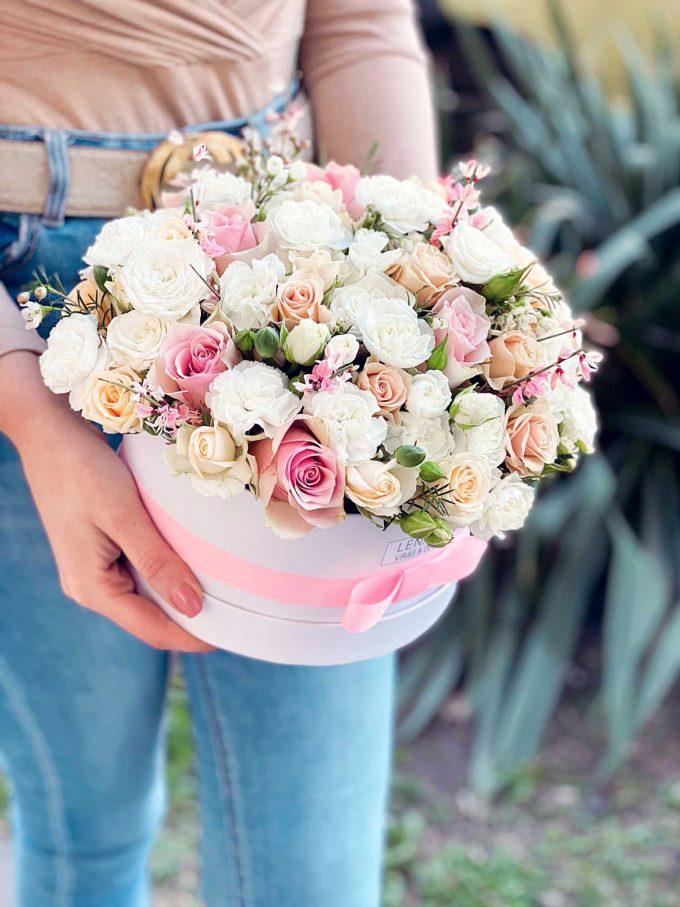 Vegyes virágbox